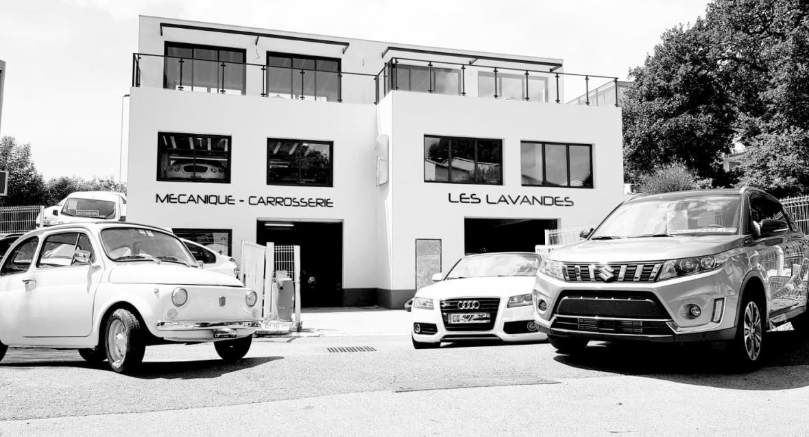 Sasu garage des lavandes page d accueil for Garage petit noisy